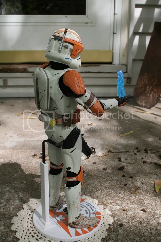 Sideshow Collectibles Star Wars Commander Cody Review (5/6)