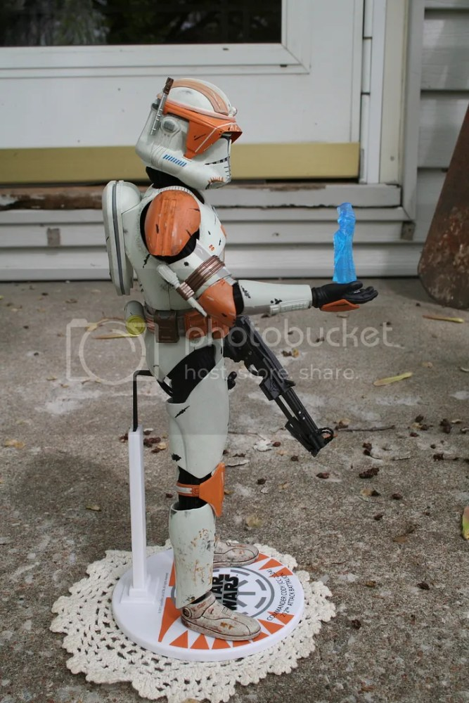 Sideshow Collectibles Star Wars Commander Cody Review (6/6)