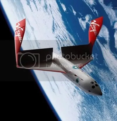 space tourism, virgin galactic