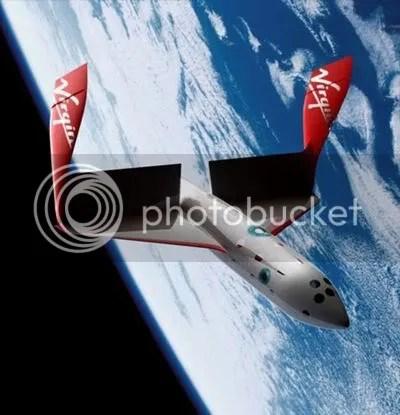 space tourism, virgin galactic