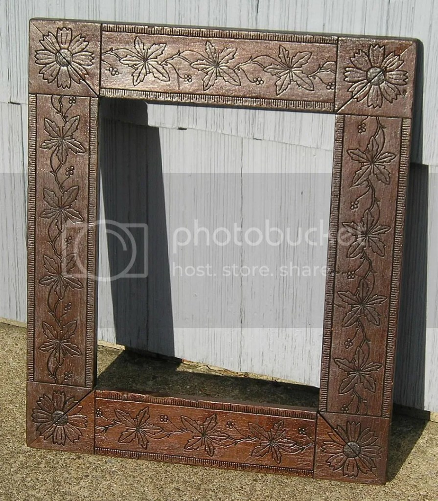 Arts And Crafts Frames Antique | Framess.co