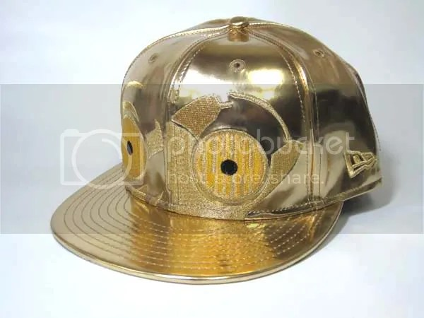 c-3po new era hat