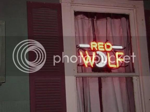 The Red Wolf Inn