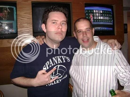 Chris McDevitt and Danny Ozark