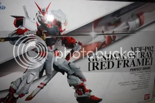 PG RED FRAME!!!!!!!!!