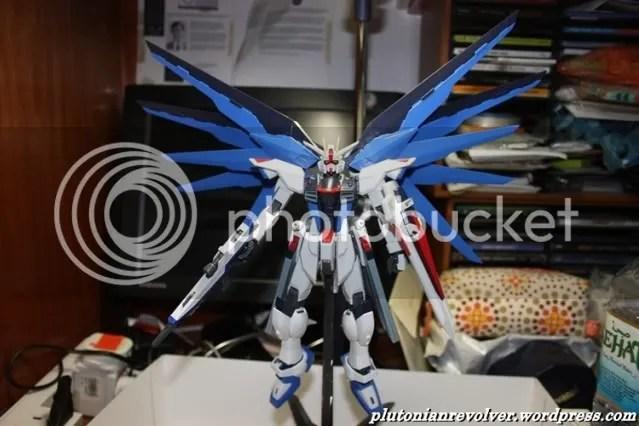 Bwahahahhaa! Kira Yamato, Freedom. Launching!