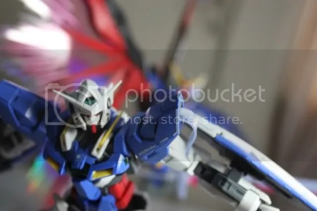 Exia: Heheh Im faster than you noob!
