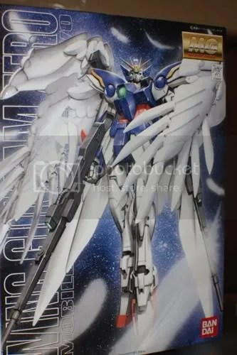 1/100 MG Wing Zero Custom Endless Waltz Version