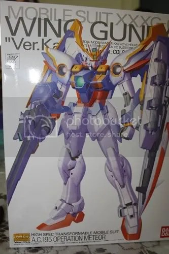 Wing Ver Kas boxart. Pretty plain just like all the other Ver Ka models. Plain and simple