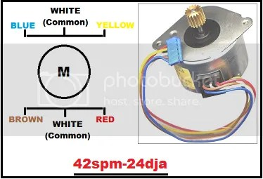 42SPM-24DJA Wiring diagram
