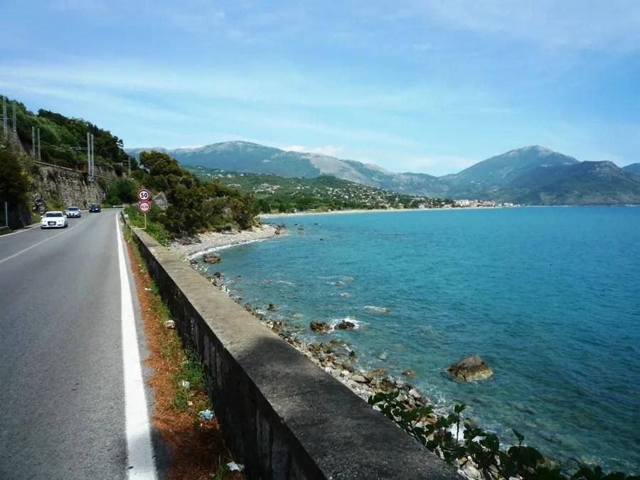 Campania Road