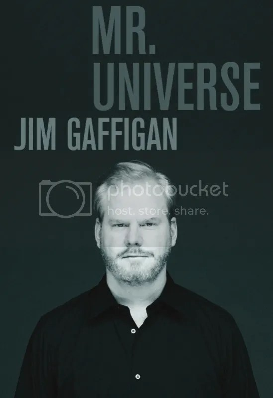 "Jim Gaffigan ""Mr.Universe"" (2012) Movie Review"