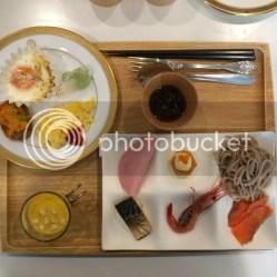 Areaone Obihiro breakfast