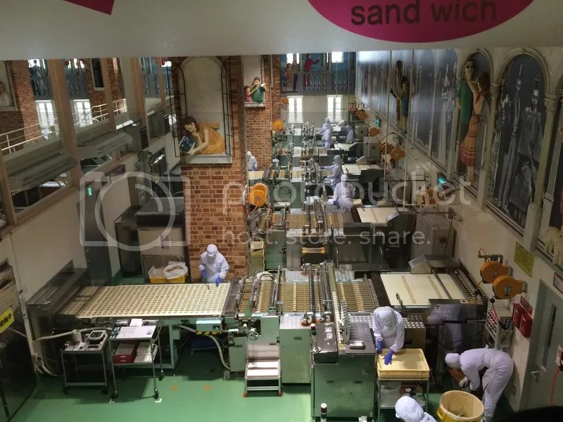 Shiroi Kobito factory line sapporo
