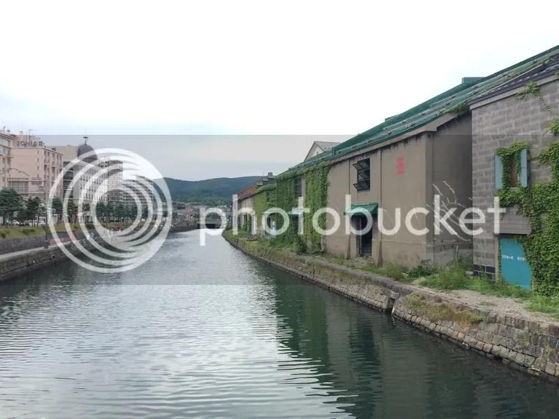 Otaru canal information center