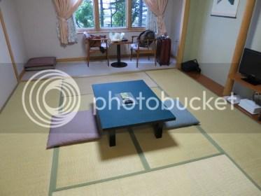 Kifu Club tatami room