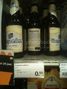OMG Look at the price of hoegaarden!! photo 458037_10151011519476209_240400928_o.jpg