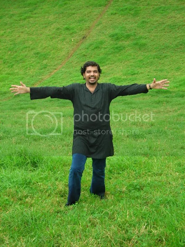 Deepak in Mattupetty