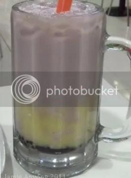 BUBBLE TEA_taro milk tea