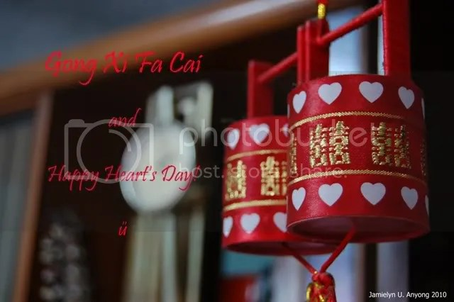 Chinese New Year/Love