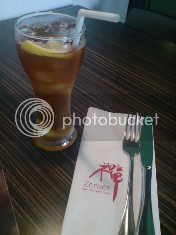Zenses_bottomless iced tea