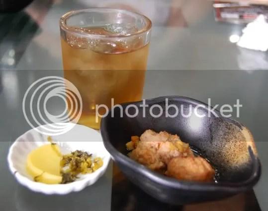 Nihonbashitei_appetizers