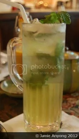 Ma Maison_citrus drink