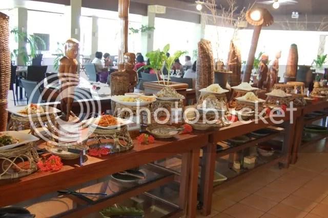 DOS PALMAS buffet 1