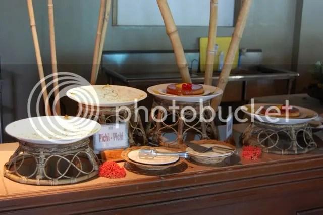 DOS PALMAS buffet 3