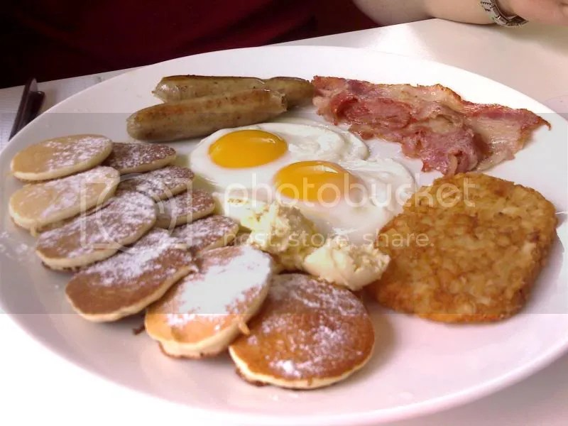 GRAMS DINER_Breakfast Sampler