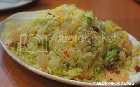 HK Noodles Bistro_Yang Chow Fried Rice