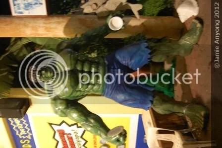 ISDAAN_the hulk statue