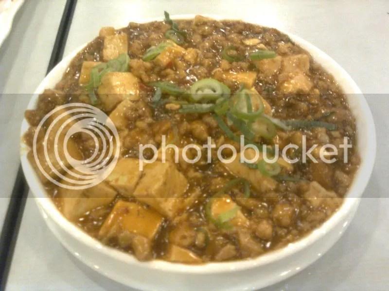 LUCK GARDEN_mapo tofu