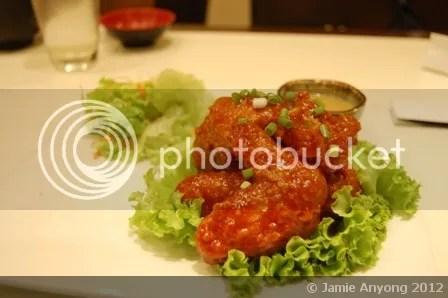 Okura_Chili Chicken