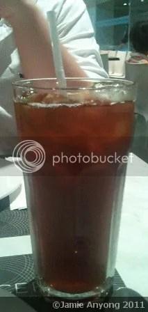 CERCHIO_iced tea