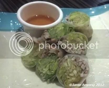 Vina Pho_fresh spring rolls