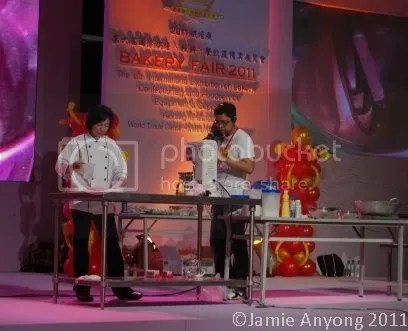 Taiwanese cooking demo
