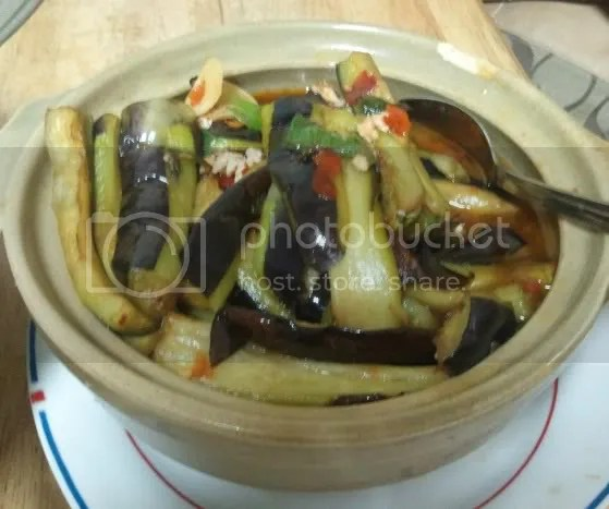 You Jie Xiao Chao_hotpot eggplant