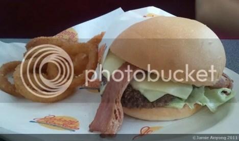 Johnny Rockets_bacon cheddar single