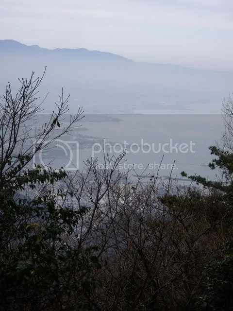 Otsu and Biwako