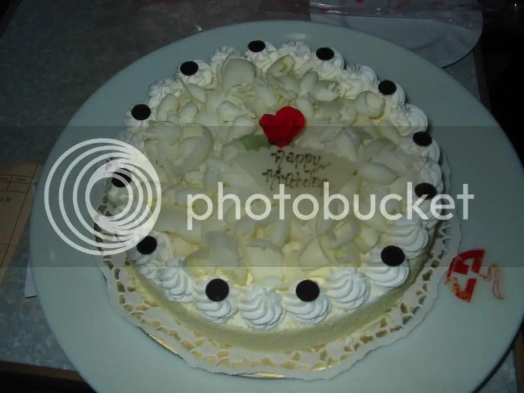 mum's cake