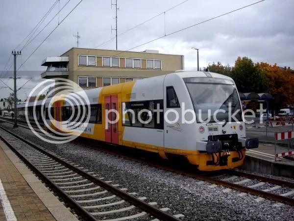 Schönbuchbahn Railcar
