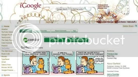 iGoogle baru