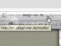Extension Locationbar2 untuk Firefox