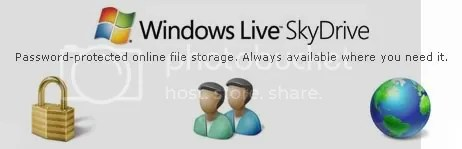 Windows Live Sky Drive