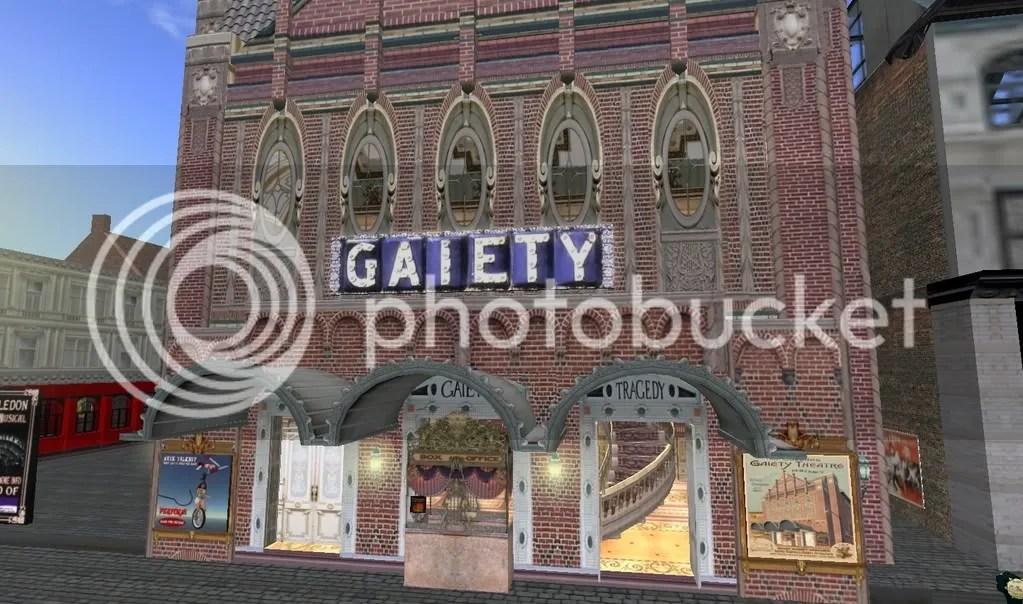 Gaiety - exterior