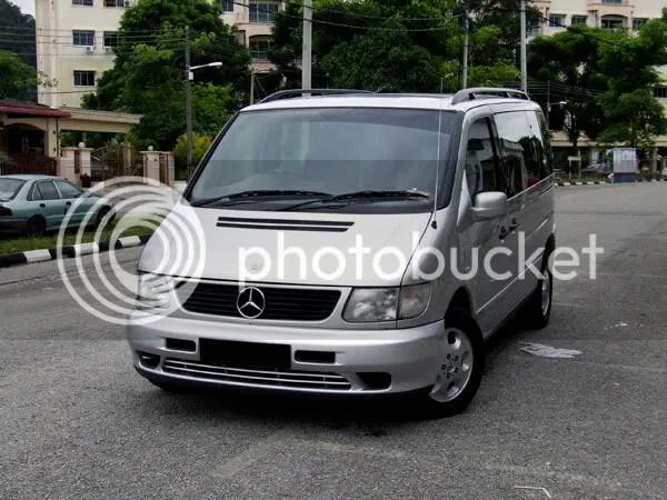 Mercedes Benz V230