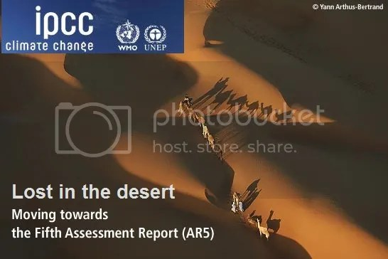 AR5 - lost in the desert