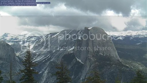 Tioga Pass webcam