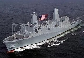 USS San Antonio, sister of USS Somerset
